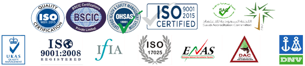IFIA Certified Labs, ISO Certified Labs