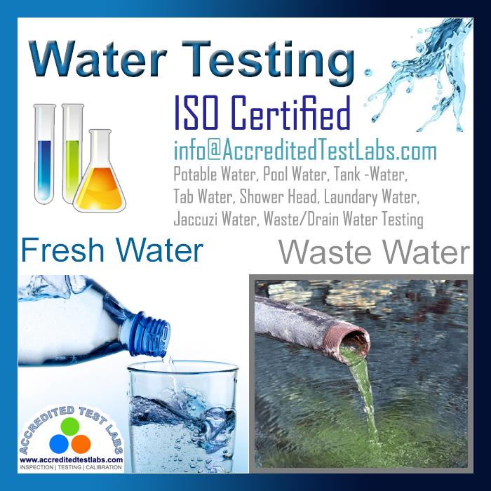 water testing in uae